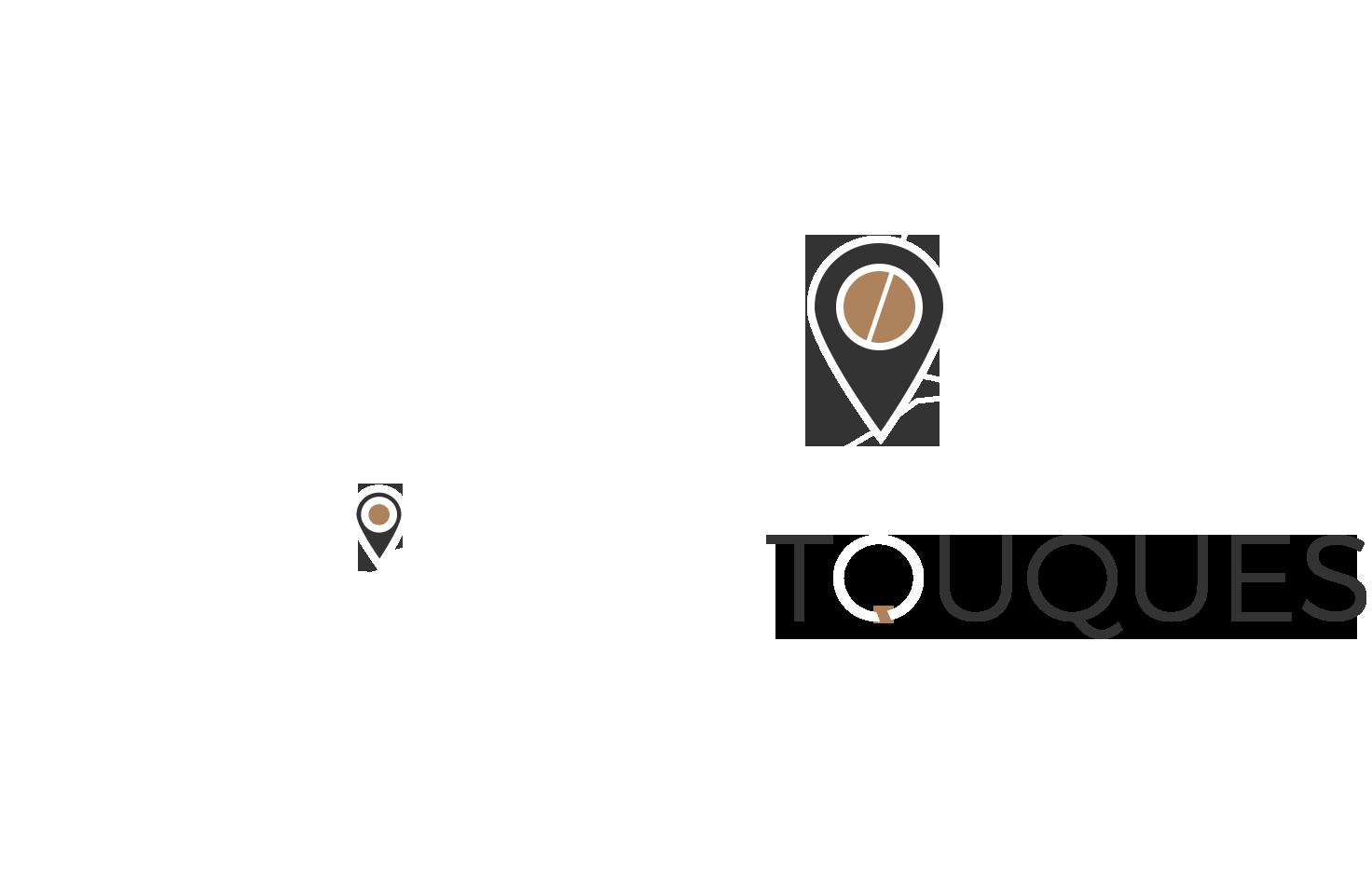 carte touques