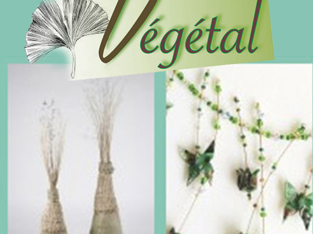 """Exposition """"Végétal"""" Du 5 Juin au 6 Septembre / 15h-18h30 Vend>Dim Galerie des Créateurs  La nature contrastée, source 1"""